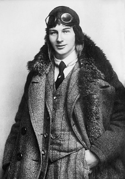 Anthony Fokker in 1912