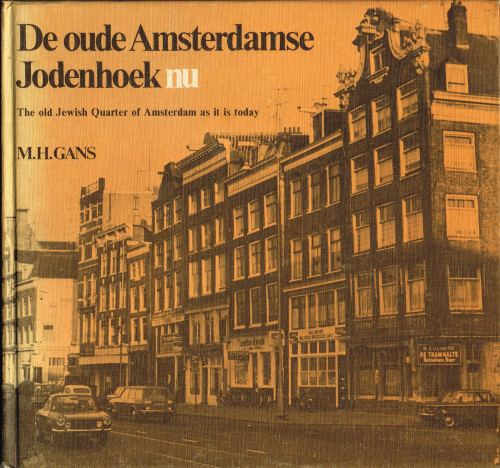 De oude Amsterdamse Jodenhoek nu