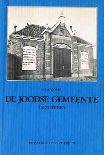 De Joodse gemeente te Zutphen