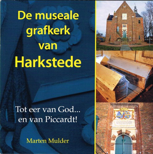 De museale grafkerk van Harkstede