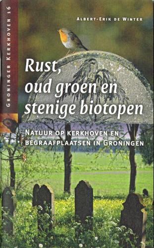 Rust, oud groen en stenige biotopen